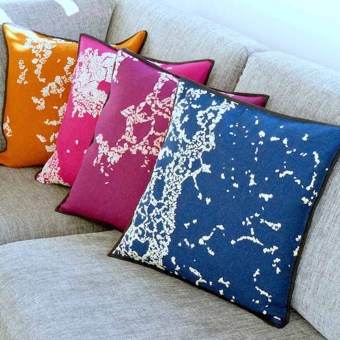 Hebridoodle Cushion Covers Culture Collection